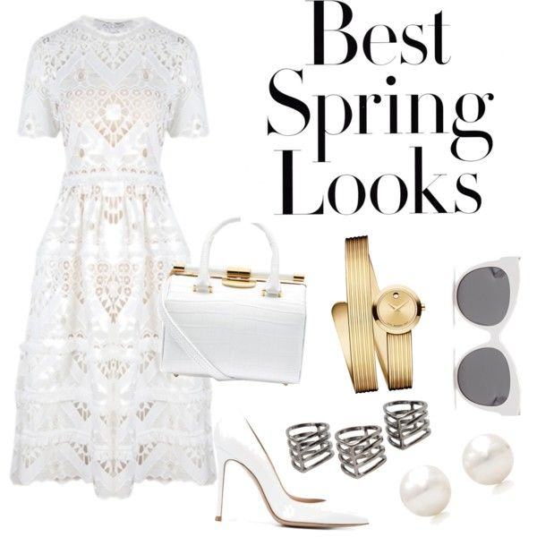 A fashion look from September 2015 featuring Alexis dresses, Gianvito Rossi pumps и Tyler Alexandra handbags. Browse and shop related looks.