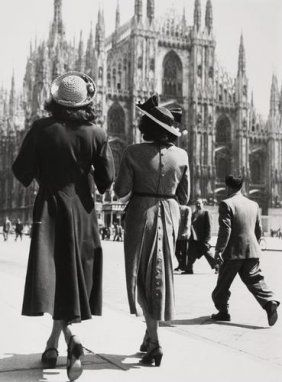 Milano, 1947, Italian Vintage Photographs | Giancolombo (1921-2005)