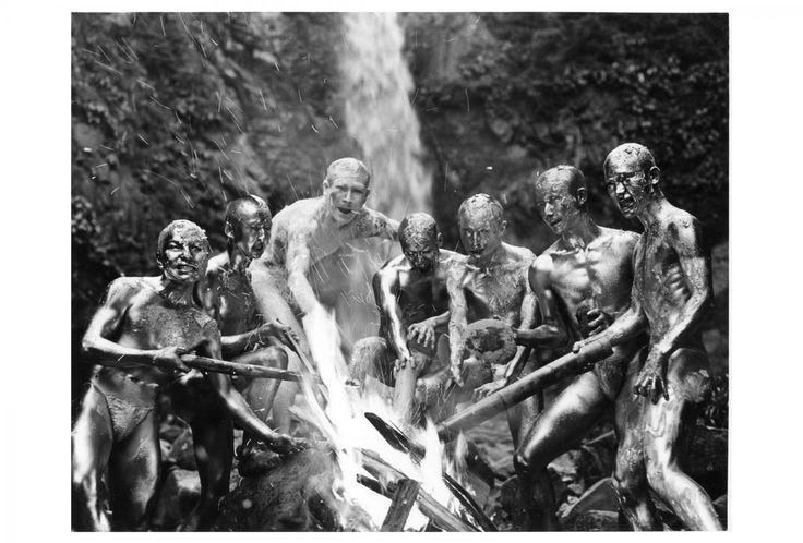 Ko Murobushi: Fotografías con memoria ancestral y cósmica | indexfoto