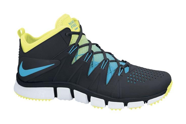 Nike Free Trainer 7.0 NRG Black/Current Blue-Volt