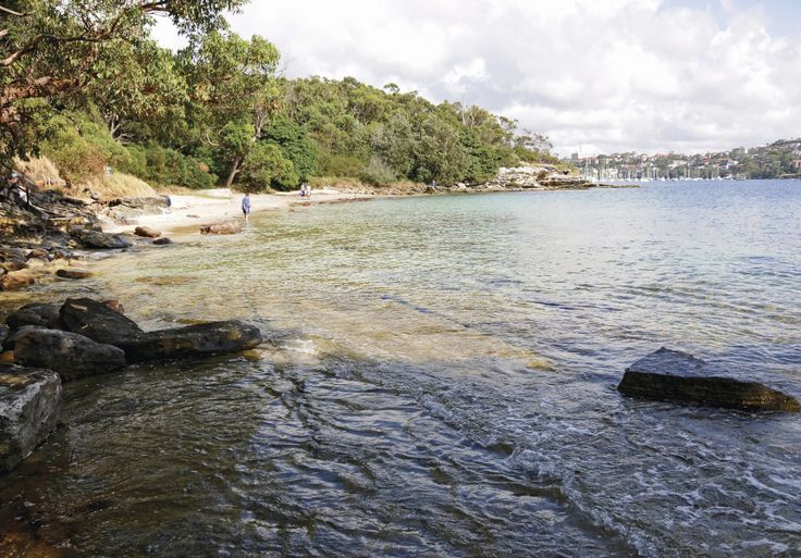 With more than 300 kilometres of foreshore in Sydney Harbour to explore, you're spoilt for choice.