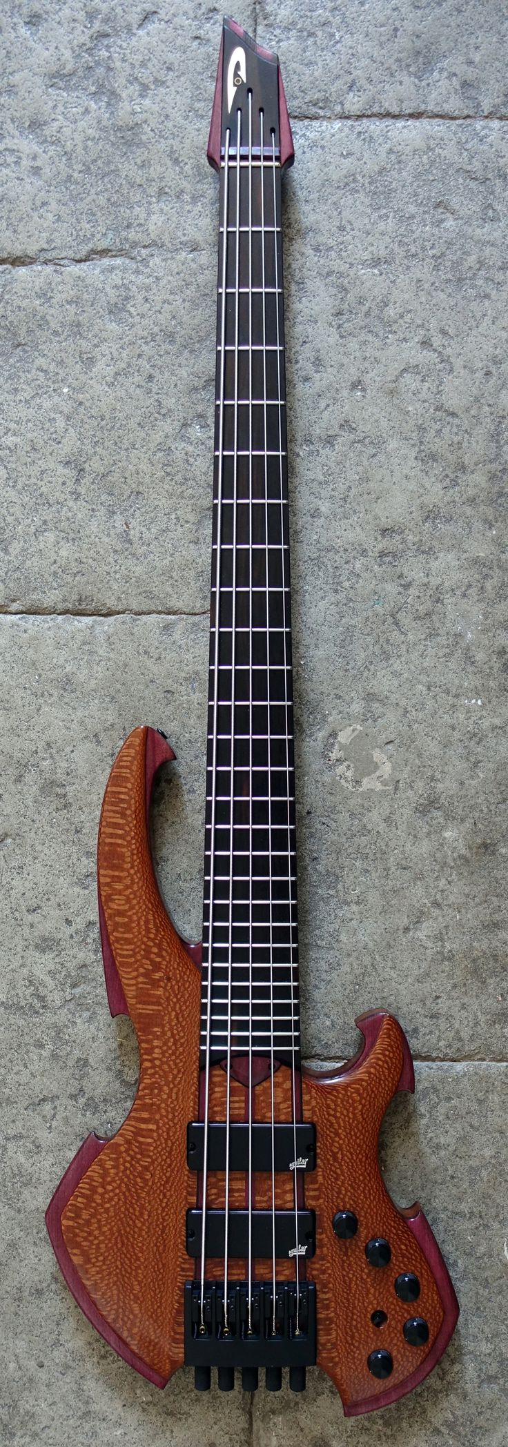 D'ARCO Shakti 5 string bass