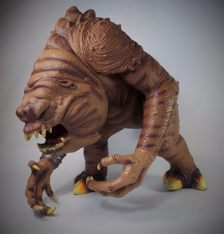 Star Wars - Rancor - Action Figure - Kenner 1998 - 10