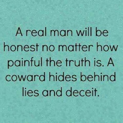 If he lied to you once, you can bet it will continue.