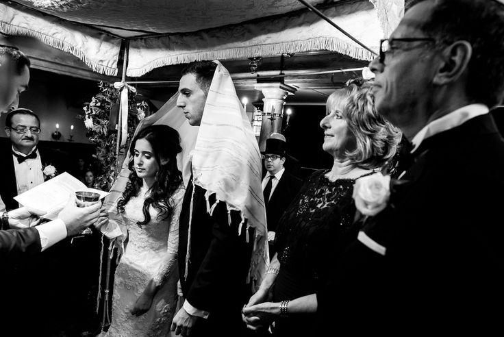 Jewish Wedding Photography at Bevis Marks Synagogue London - Shaun Taylor Photography