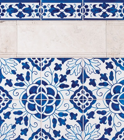 Miradouro Portuguese Ceramic Tiles - Concept 6