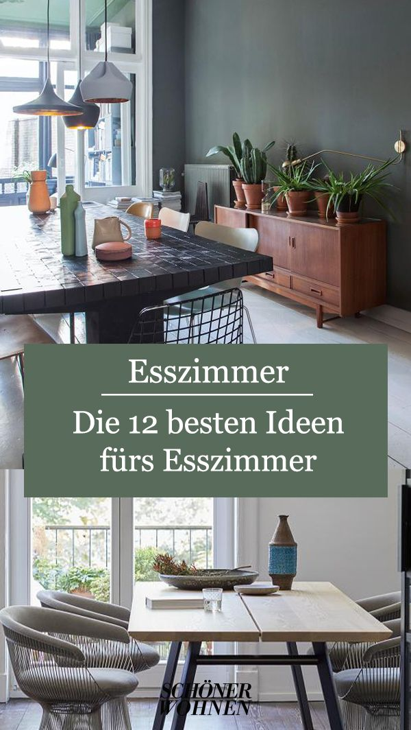 Oder Stuhlsessel Im Esszimmer Bild 8 In 2020 Esszimmer Schoner Wohnen Und Wohnen