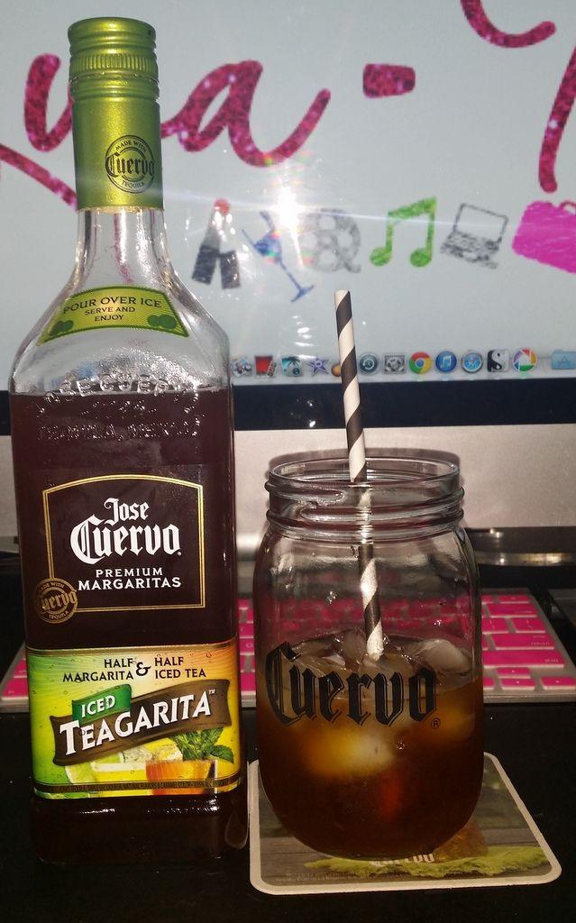 Cocktailin: Jose Cuervo Iced Teagarita™