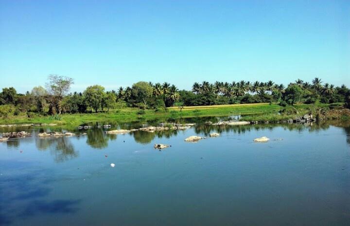 Waterscape @ Srirangapatna, Karnataka, India
