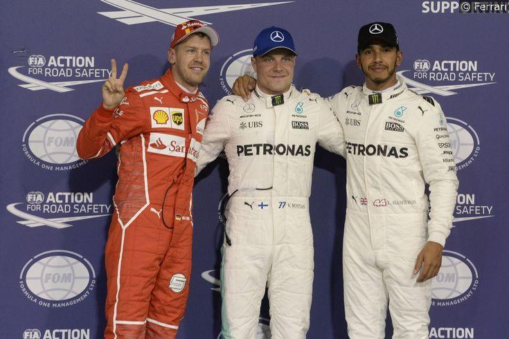 """Abu Dhabi, Quali, Vettel: """"Mancata un po' di velocità"""""""