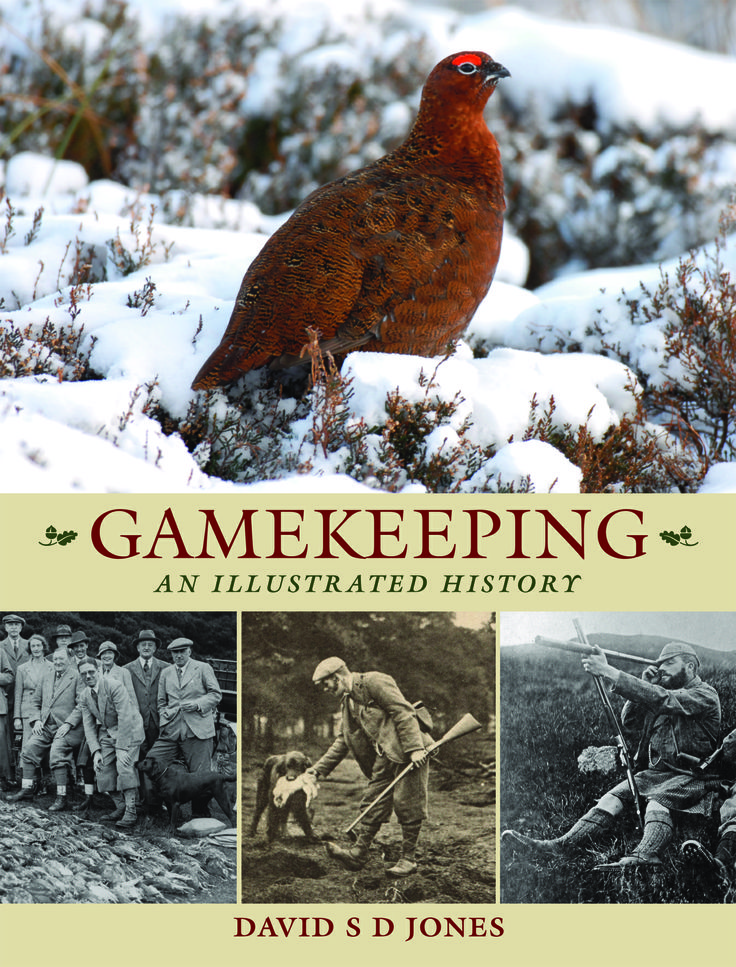 Gamekeeping by David S D Jones | Quiller Publishing. A fascinating and comprehensive book on the history of gamekeeping from the inception of the profession in the late 17th century to the present day. Covering all aspects of the history of gamekeeping it not only contains a large selection of historic illustrations, but also draws on oral and written testimonies from gamekeepers, collected by the author. #game #keeping #history
