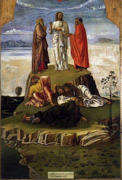 Trasfigurazione (dopo il 1455; Venezia, Museo Correr)