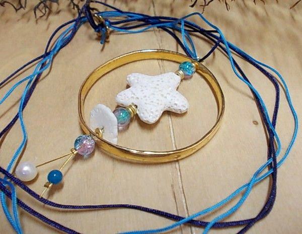 Starfish pendant...summer collection www.melisea.gr