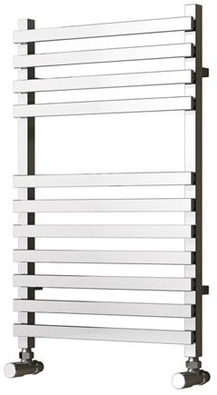 Reina Carina Designer Towel Rail 800mm High X 500mm Wide