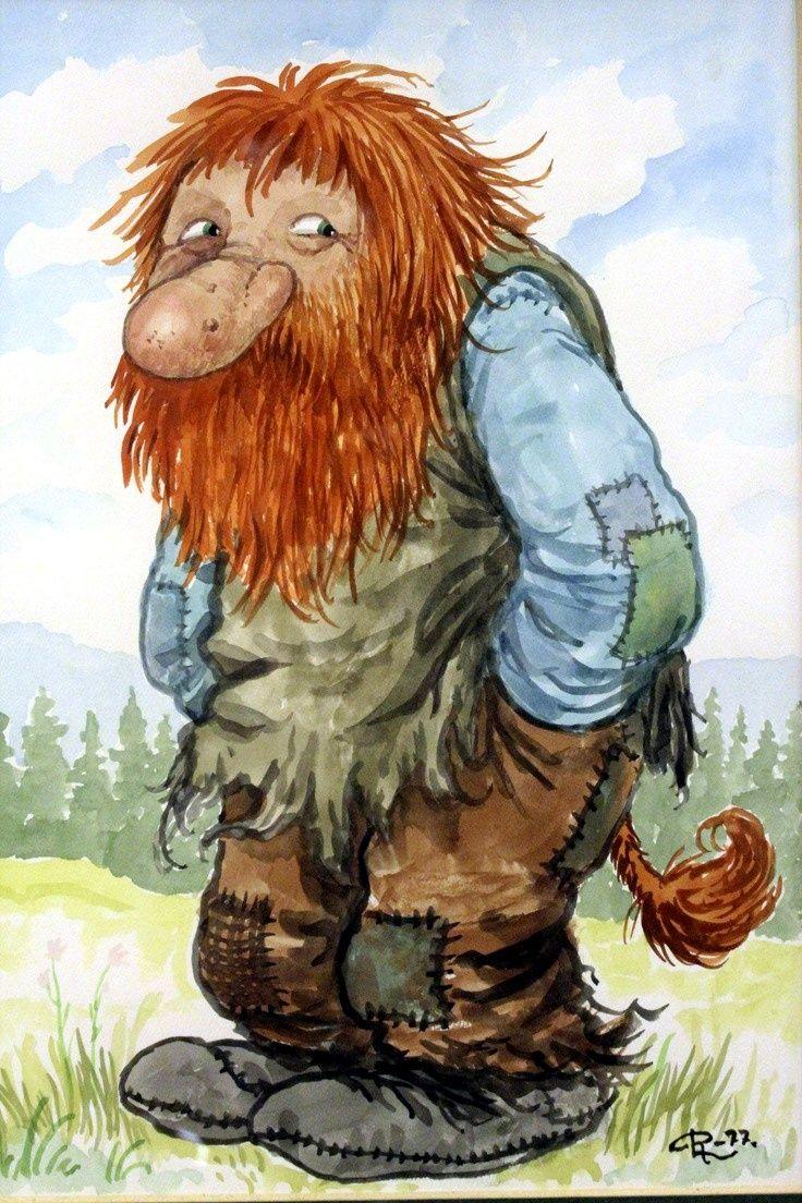 Troll ~ Rolf Jonas Lidberg