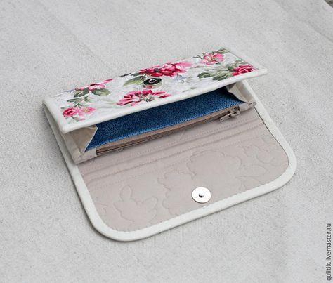Tutoriel de portefeuille en tissu d'accordéon