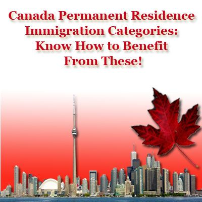There is no dearth whatsoever of the migrants who wish to get the valued permanent residence in Canada, for obvious reasons.