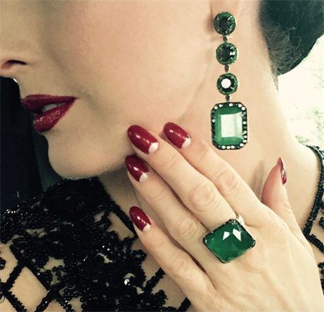 Il beauty look di Dita Von Teese - VanityFair.it