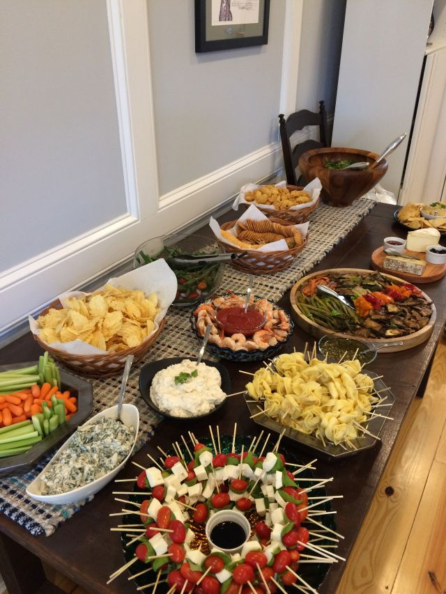 party open food birthday parties drinks appetizers delicious menu housewarming recipes buffet appetizer christmas throw tons killer snacks dinner table