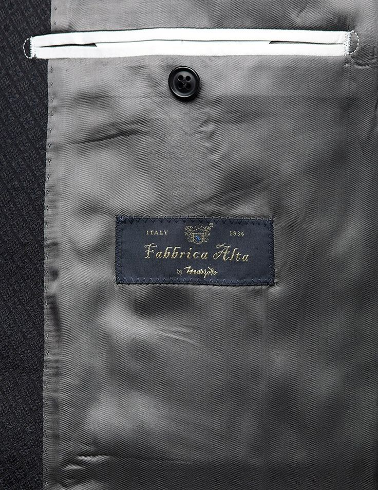 Tiger of Sweden. Marzotto Weaver. Italian quality.