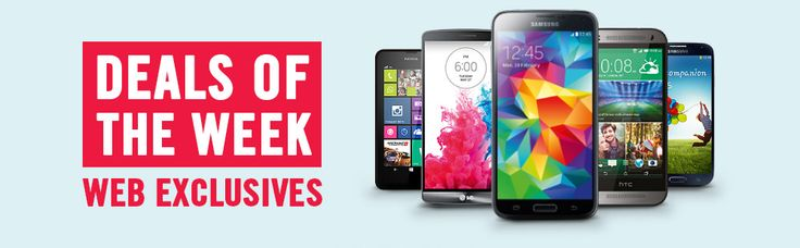 Don't miss out on this bank holiday's hot deals at Carphone Warehouse |