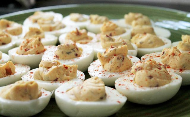 Chipotle Deviled Eggs | Appetizer | Pinterest