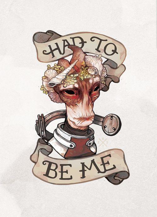 Mass Effect,фэндомы,ME art,Mordin