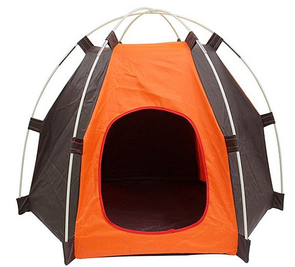 Washable Pet Supplies Portable Folding House Sun Tent Indoor Outdoor Waterproof C&ing Durable  sc 1 st  Pinterest : best tents for dogs - memphite.com