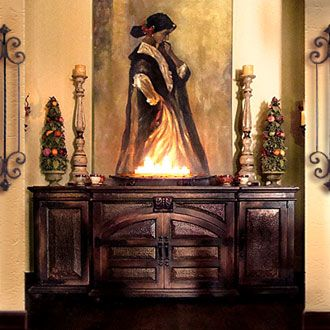 interior design elements from tuscan french country and spanish decorating styles work well together - Spanish Decor