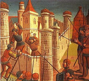a history of the byzantine empire in the middle ages Material for the course the other middle ages: a history of the byzantine empire in comparison (in german.