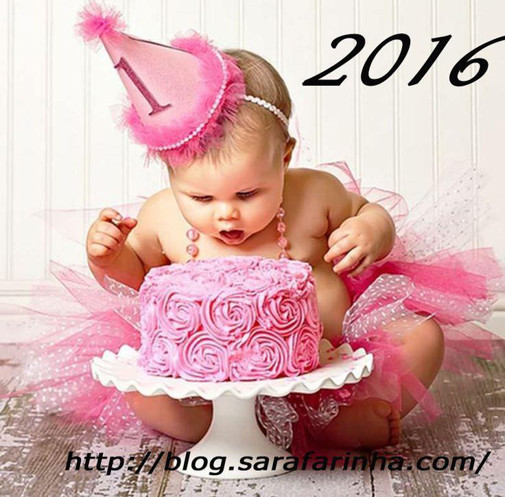 To flourish is to plan a very special birthday... / Prosperar é planear um aniversário muito especial...