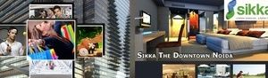 Sikka Downtown is one of the dream residential improvements in Sector-98, Noida. The venture offers 1, 2 & 3 BHK Apartments/Flats using contemporary structural techniques.