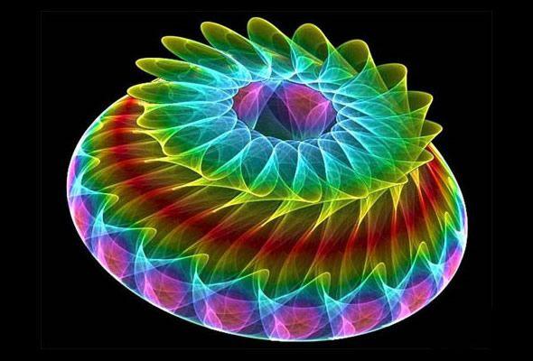 : Chaoscop Fractals, Fractals Colors, Fractals Beautiful, Art Design, Fractals Art, Fractals Image, Rainbows Fractals, Art Fractals, Artfract Art