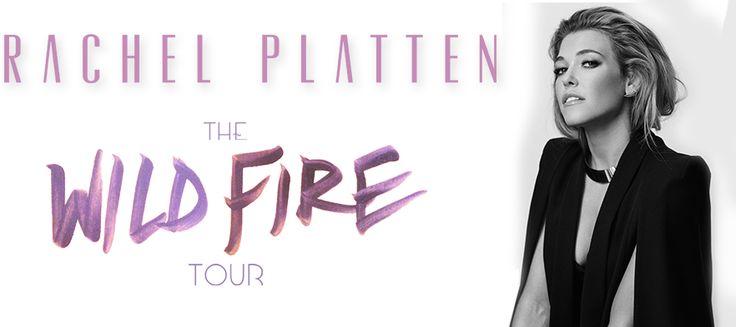 Rachel Platten Tour Splash Page