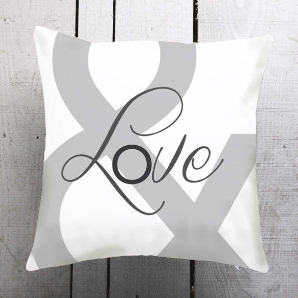 Valentine's Day, Gift, Love, Romantic Decorative Pillow Cover Cashion Case Handmade