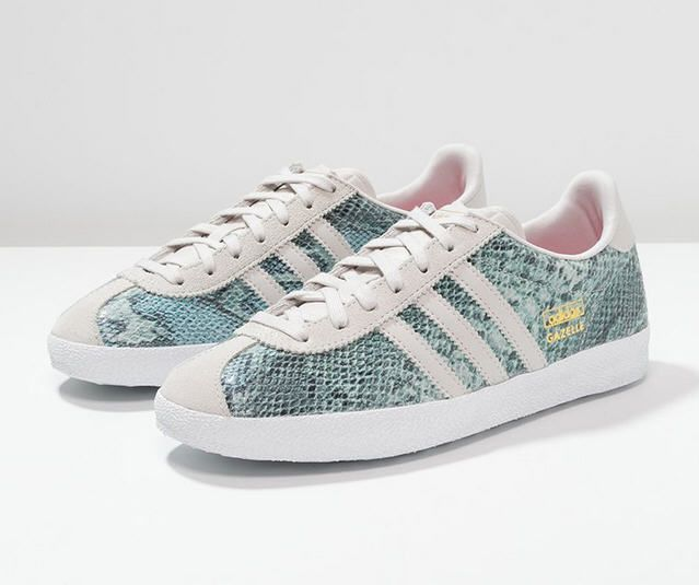 adidas originals gazelle baskets basses pearl grey prix promo baskets femme zalando. Black Bedroom Furniture Sets. Home Design Ideas