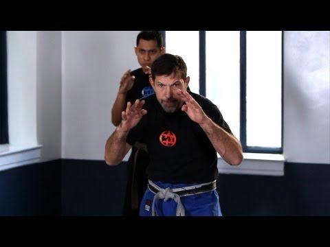 Krav Maga Combatives: Defense Forward Kick