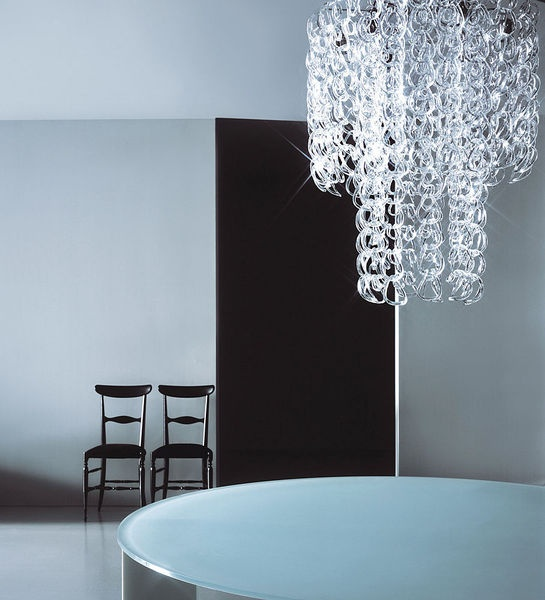 space furniture lighting. unique lighting discover all the information about product original design chandelier   glass incandescent by piero lissoni plight  porro and find where you can  in space furniture lighting s
