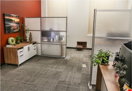 Best 25+ Office partitions ideas on Pinterest | Glass ...