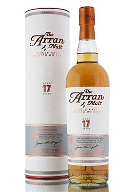 A limited edition release from Arran distillery produced from un-peated malted barley and aged for 17 years in casks that previously held Spanish sherry.   http://www.abbeywhisky.com/arran-17-year-old-limited-edition-release-ex-sherry-cask-whisky