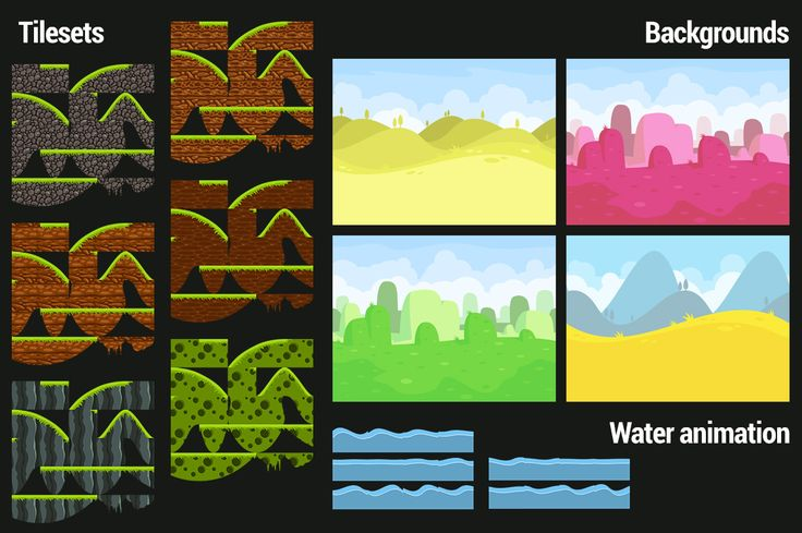 Game Assets for Tank Wars - Illustrations - 5