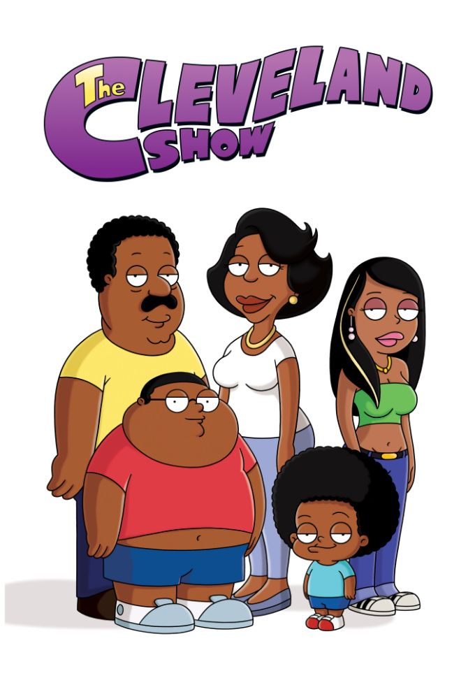 The Cleveland Show, 2010-2012 // Never really got into it.