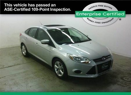 Used 2014 FORD Focus Saint Louis MO - Certified Used Cars for Sale & Best 25+ Certified used cars ideas on Pinterest | Salvage parts ... markmcfarlin.com