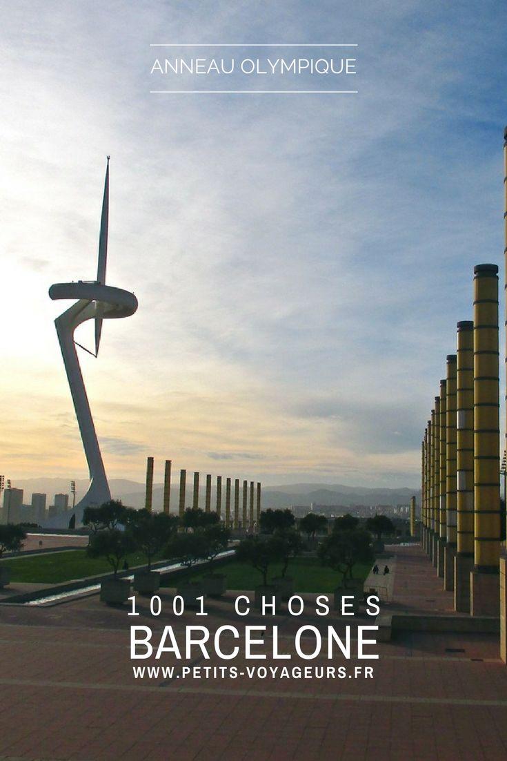 VISITE - Incontournable sur la colline de Montjuic, la visite du site des jeux olympique de Barcelone en 1992.