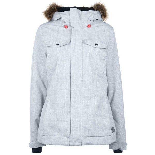 Snowboard jacket found on Polyvore