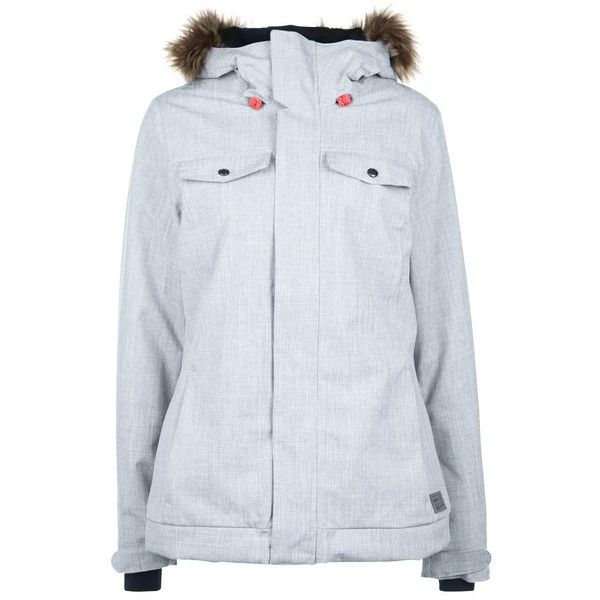 Snowboard jacket found on Polyvore