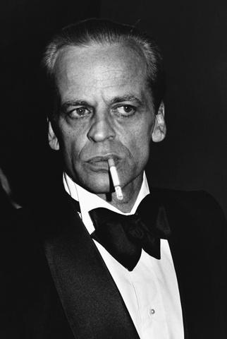Beat Presser  Klaus Kinski  Paris, 1977