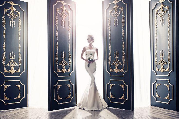 Korea Pre-Wedding Photography in Studio & Dosan Park, Seoul by May Studio on OneThreeOneFour 12