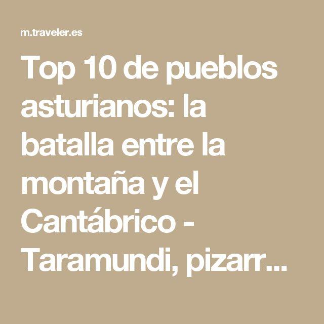 Top 10 de pueblos asturianos: la batalla entre la montaña y el Cantábrico - Taramundi, pizarra negra entre riachuelos | Galería de fotos 8 de 11 | Traveler