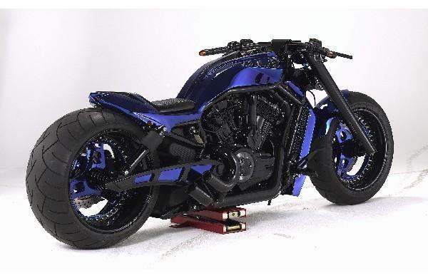 #Harley Davidson V Rod
